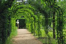 Métal Vert - Des structures inspirées pour parcs et jardins