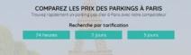 Trouver un parking dans le nord de Paris