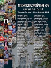Exposition internationale Surréalisme Now continue en Novembre 2014 - Palais de Lousã
