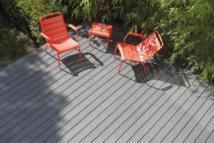 Nouvelles lames de terrasse fiberon® Sanctuary® de FIBERDECK- Une couleur mate intense, une texture grainée et une finition exclusive ultra-résistante