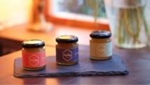 """Le premier miel frais livré à domicile, coffret """"En Altitude"""" et ses 3 miels d'exception"""