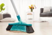 Nouveau Balai Xtra Clean Collect Plus LEIFHEIT : Le balayage rapide et minutieux des sols