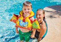 Nouveau combinage Intex : La baignade en toute sécurité