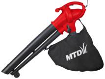 Aspirateurs-broyeurs-souffleurs MTD