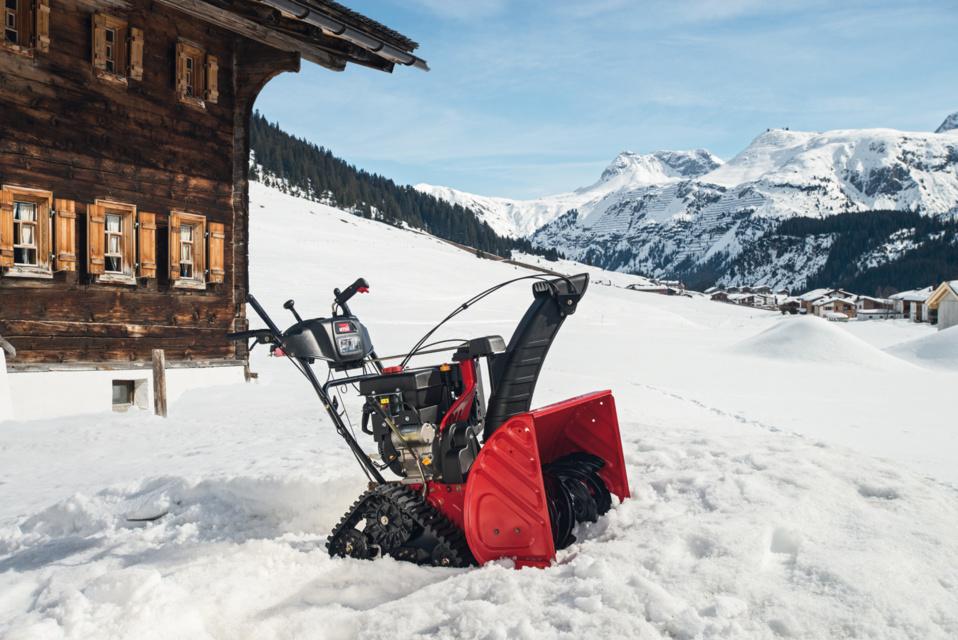 Fraises à neige OPTIMA MTD