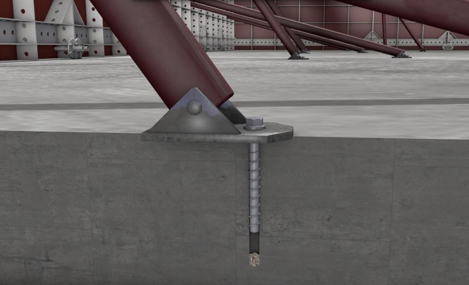 NOUVEAU – Vis à béton fischer ULTRACUT : Nouvelle gamme de vis à béton hautes performances pour une facilité de montage absolue