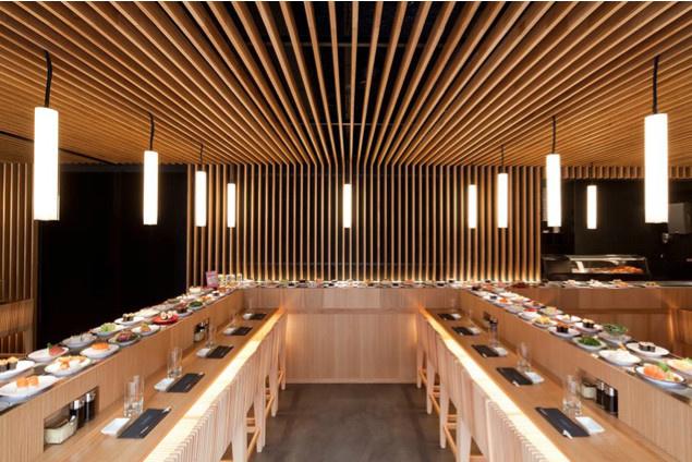 Matsuri nouvelle charte architecturale