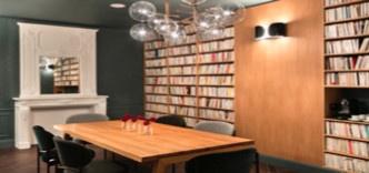 L'Hôtel Square Louvois**** propose à ses clients des Ateliers d'Ecriture   « Un jour un auteur »