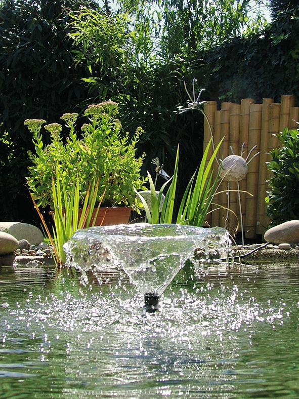Sets de fontaines solaires PondoSolar