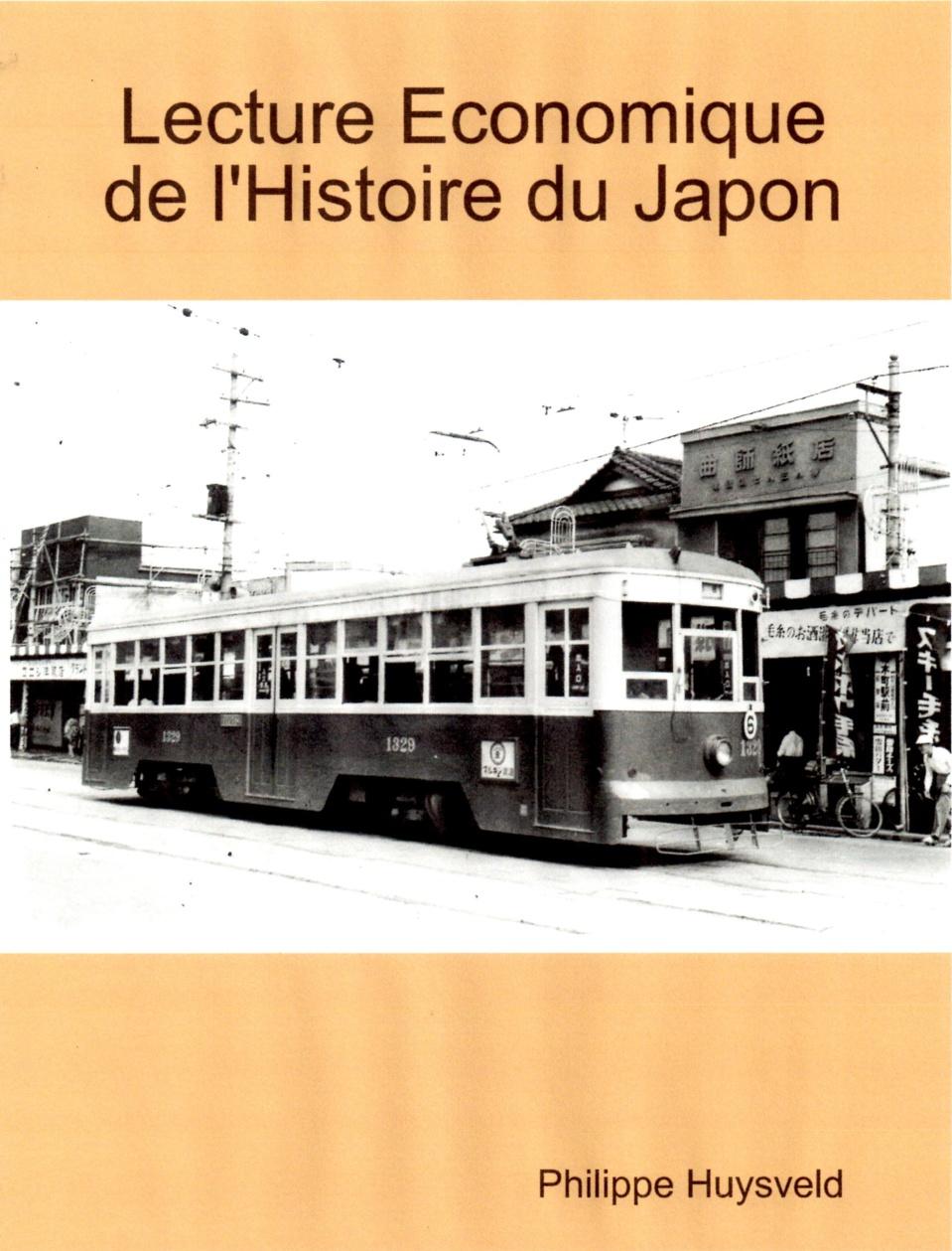 """Troisième édition du livre """"Lecture Economique de l'Histoire du Japon"""""""