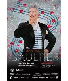 Visite guidée de l'exposition Jean Paul Gaultier avec un billet coupe-file