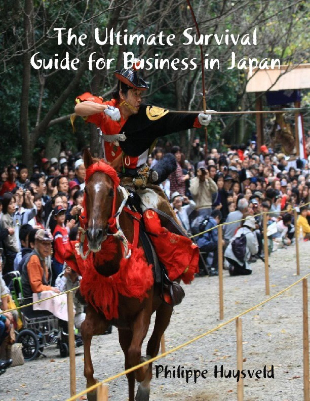 "Release of GBMC's second eBook: ""The Ultimate Survival Guide for Business in Japan"""