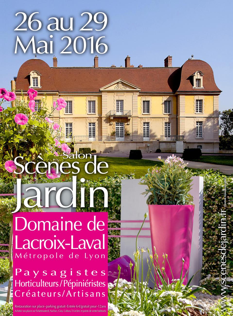 Le salon Scènes de Jardin assoit sa deuxième édition avec un programme d'exception