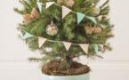My Little Sapin.fr - Le mini-sapin français décoré et livré en pot avec ses racines