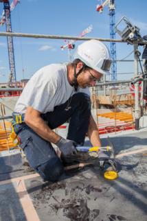 VINCI Construction France et LEBORGNE signent un partenariat innovant pour améliorer la sécurité et la santé des collaborateurs sur chantier