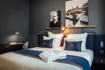 L'Hôtel Square Louvois****, une ode à l'amour au coeur de Paris