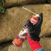 Nouveau : Aérosol mousse active enveloppante spécial nids de guêpes & frelons
