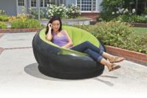 Mobilier gonflable intérieur/extérieur Intex
