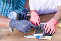 BRICOLER PROTÉGÉ(E) & CONNECTÉ(E) avec les gants MAXFEEL DE ROSTAING