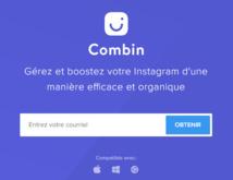 Faites croître votre Instagram avec Combin : enfin disponible pour les utilisateurs français.