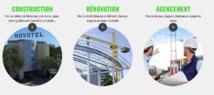Trouver une société agencement de bâtiments industriels