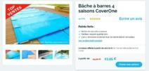 Acheter en ligne une bache à bulles pour piscine