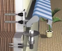 FID et Thermax fischer : Une gamme complète de fixations dans les isolations par l'extérieur sans création de ponts thermiques, pour plus d'économies d'énergie !