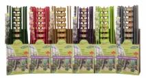 POUSS'VERT - L'éco-tuteur en version colorée - de la couleur au potager !