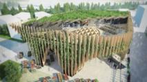 S&C Construction - Visite de l'entreprise Simonin dans le cadre de la réalisation du Pavillon français pour l'exposition universelle de Milan 2015