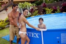 INTEX - PISCINES HORS-SOL - La baignade à prix mini