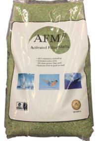 Nouveau AFM - Activated Filter Média - Média Filtrant à base de verre recyclé activé Une excellente alternative au sable, d'une exceptionnelle finesse de filtration