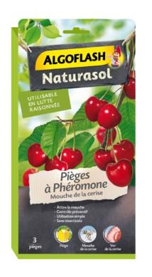 NOUVEAUX : Pièges à phéromone ALGOFLASH NATURASOL - Évaluer l'infestation pour mieux lutter