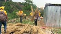 Les ministres bénévoles aident leurs semblables népalais