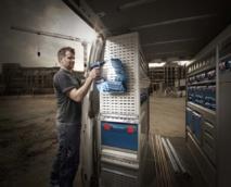 Nouveau Holster de charge à induction Bosch - Des outils qui se chargent pendant les trajets !