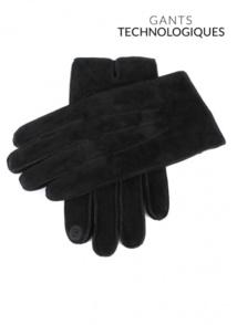Cet hiver, smartphone en main et gants tactiles