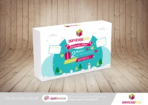 Avec ServicesBox, offrez du temps libre  à vos proches !