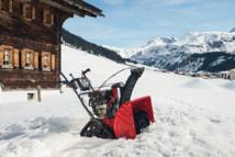 MTD - Balayeuse et Fraises à neige thermiques, pour des surfaces propres et dégagées en toutes saisons !