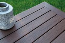 NOVODECK® DECK-LINÉA : Nouvelles lames de terrasse en bois composite co-extrudées