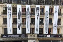 Des légumes XXL à visage humain en plein Paris ! Découvrez « Légumen », l'oeuvre lauréate du « Prix Façade » 6e édition des Canson® Art School Awards