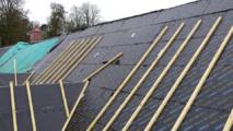 Nouveau : isolation des toitures en tuiles ou en ardoises - FOAMGLAS® en Sarking, une solution performante, simple et économique