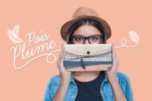 NOUVEAUTE ELBA : POIS PLUME  Une collection éphémère ultra-féminine  pour une organisation tout en légèreté !