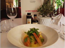 """Le chef étoilé Fabien Blanc orchestre les cuisines  du nouveau restaurant """"La Table Tropézienne"""""""