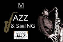 En juillet le Jazz s'empare du M de Megève.