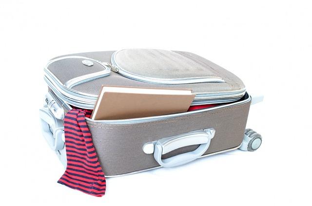 Vacance d'été: comment gérer le contenu de sa valise ?