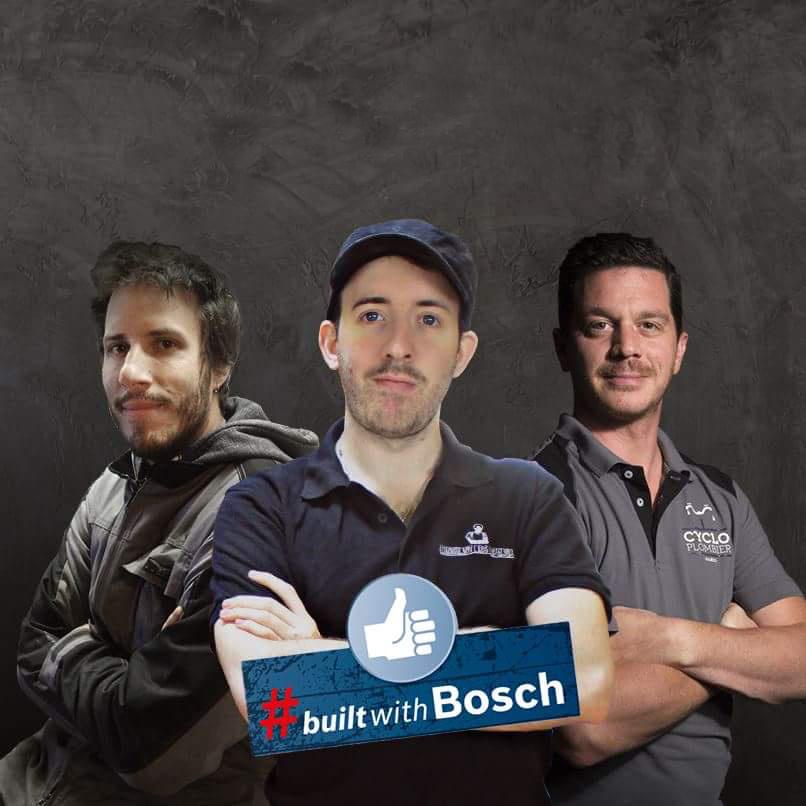 Partager et échanger avec la communauté de testeurs Bosch outillage électroportatif Professional