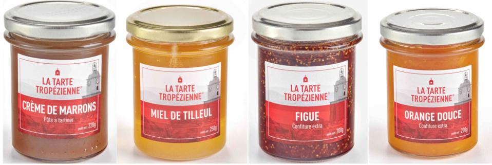 La Tarte Tropézienne présente ses tartinables sucrés  pour démarrer l'hiver du bon pied !