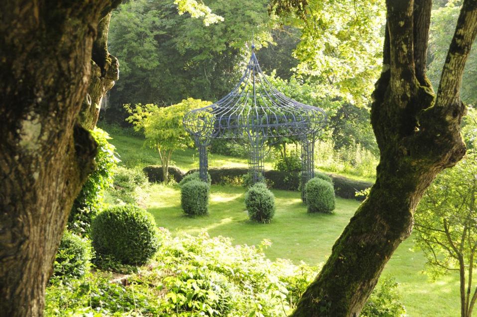 Métal Vert - La gloriette, un coin de paradis près de chez vous