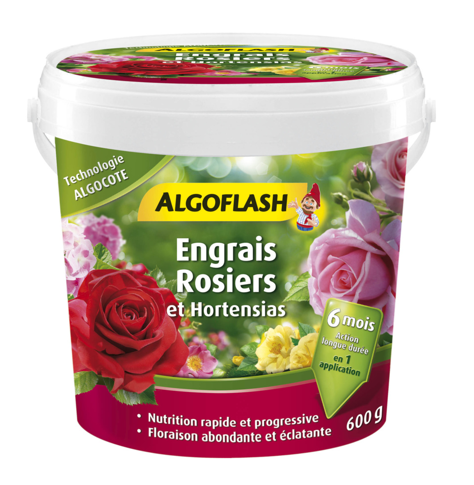 Engrais Rosiers et Hortensias Algocote®