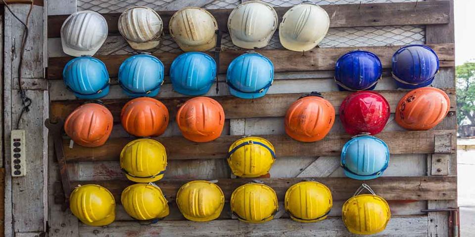 Sécurité dans les travaux publics