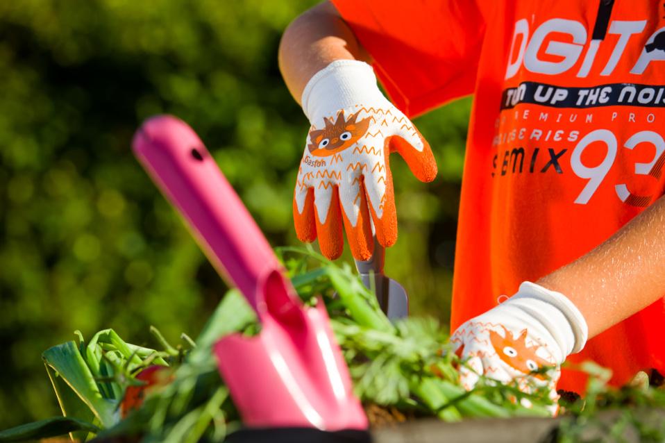 Les Zamis des petits jardiniers